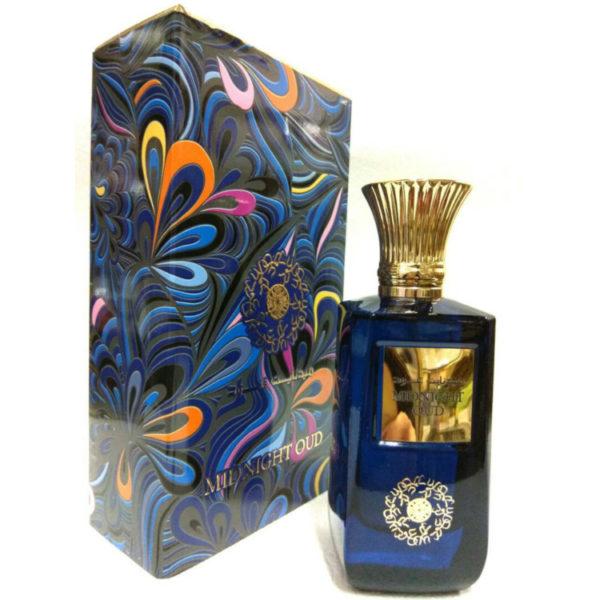 Ard Al Zaafaran Midnight Oud 100ml Apa De Parfum Parfum Arabesc